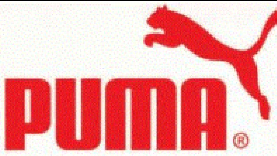 Logo of Puma.