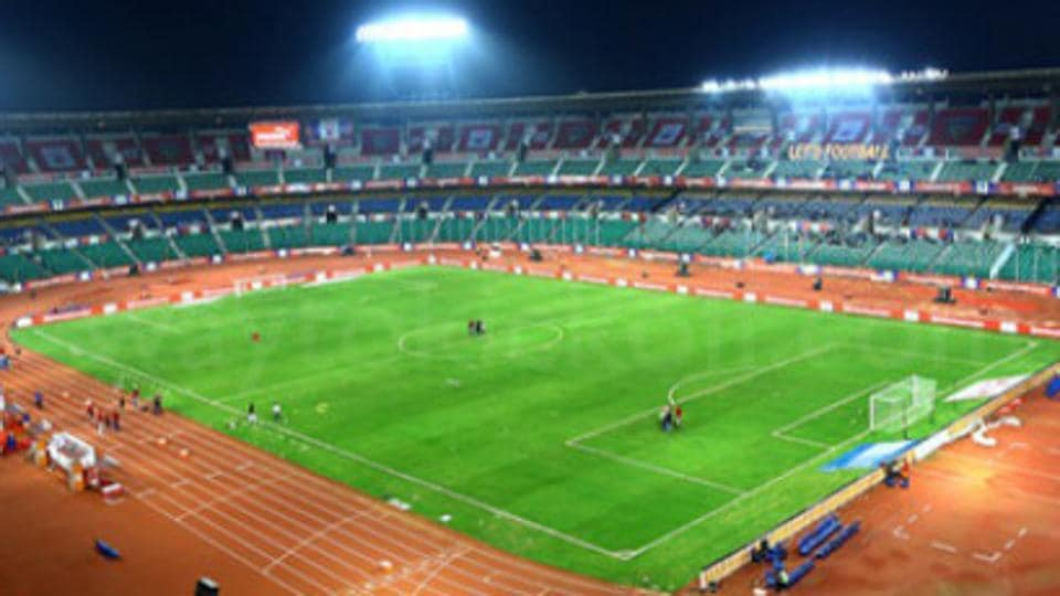 The Jawaharlal Nehru stadium in Chennai will host all the games of Chennaiyin FC in the Indian Super League.