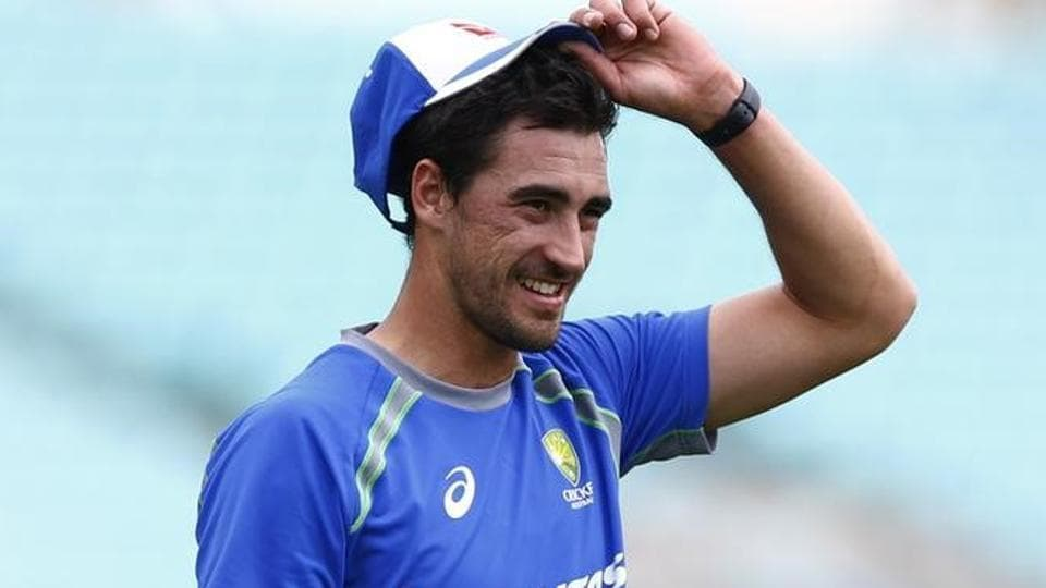 Ashes 2017-18,The Ashes,Mitchell Starc