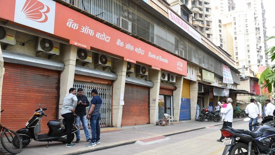 The tunnel ended at the Bank of Baroda's Sanpada branch.