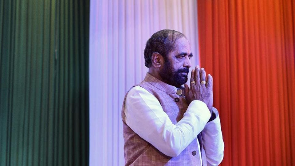 Union minister Hansraj Ahir criticised Farooq Abdullah's remark that Pakistan would not allow India to take back Pakistan-occupied-Kashmir.