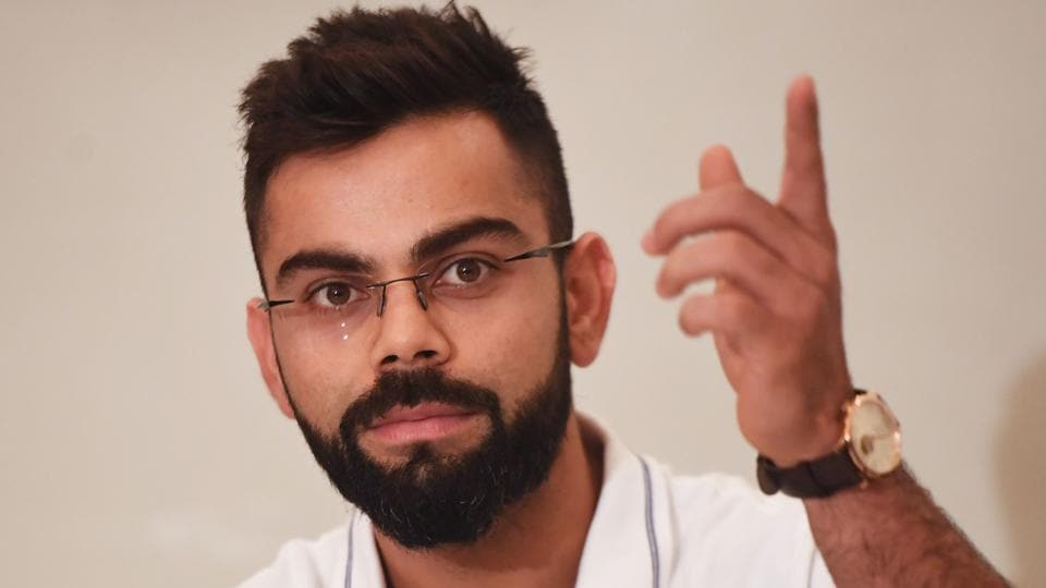 Virat Kohli posted a video on social media urging Delhi people to fight air pollution.