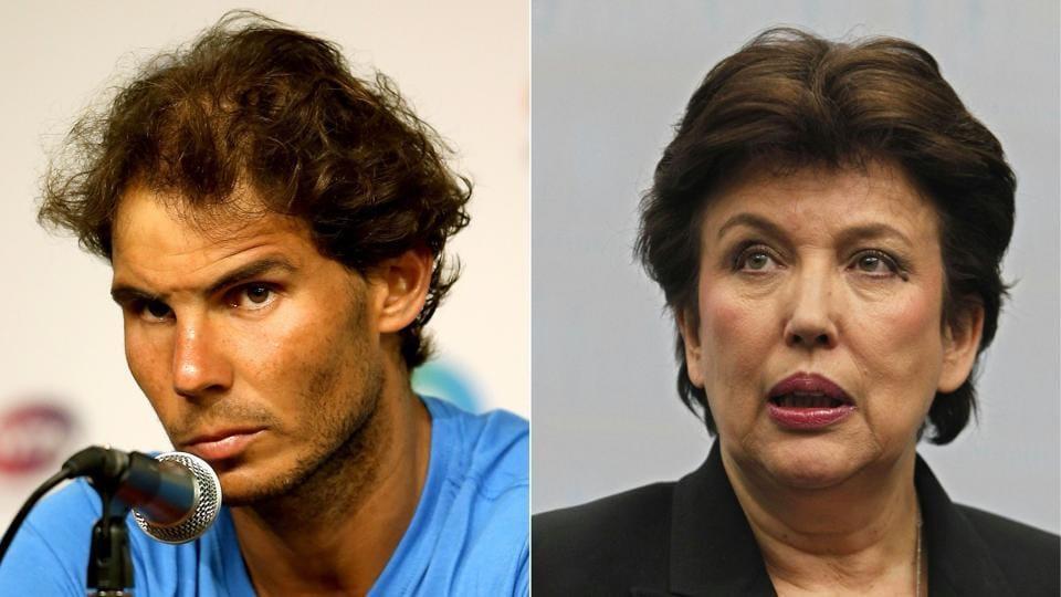 Rafael Nadal,defamation case,Roselyne Bachelot