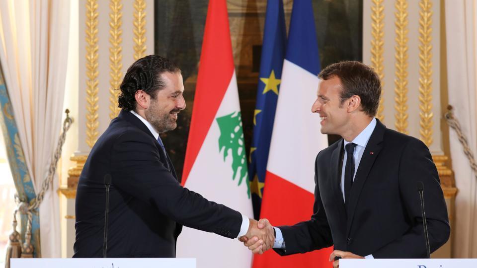 Saad Hariri,Lebanon,France
