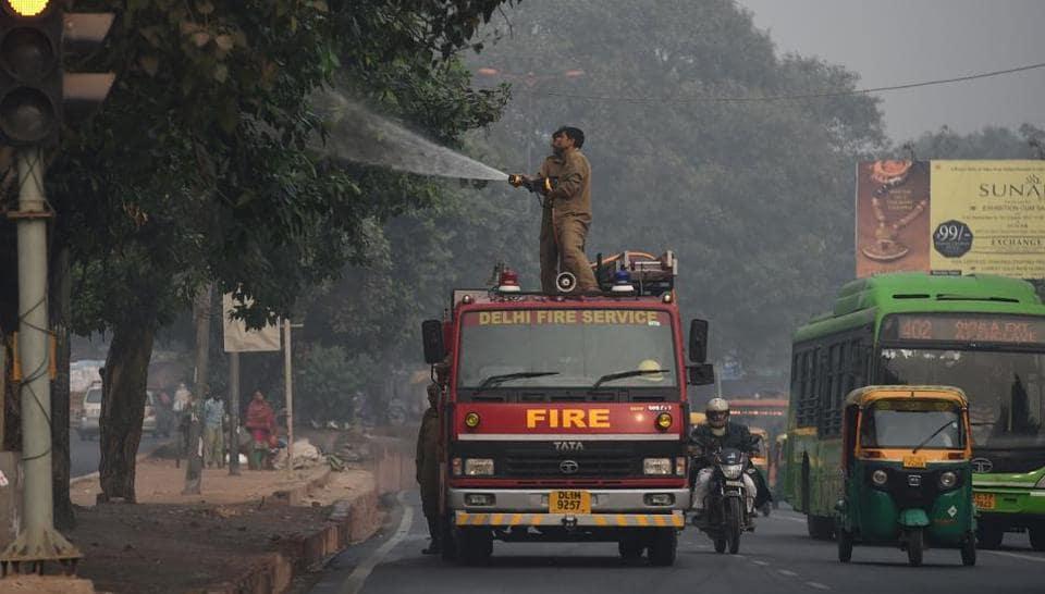 Delhi air pollution,Delhi pollution,Delhi smog