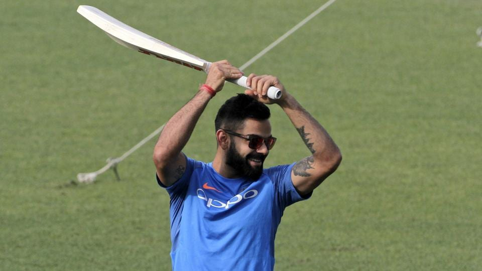 Kohli has said if he maintains his current level of fitness, he can play competitive cricket for another 8-10 years.  (AP)