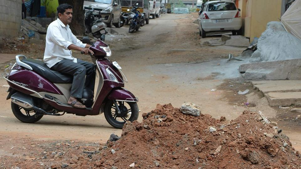 India has some of the world's deadliest roads with more than 230,000 fatalities annually, and accidents shave three percent off the national GDP every year (Manjunath Kiran / AFP)
