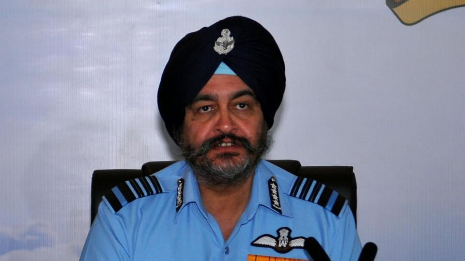 BS Dhanoa,Rafale deal,IAF Chief