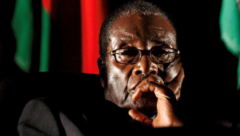 Zimbabwe,Zimbabwe coup,Robert Mugabe