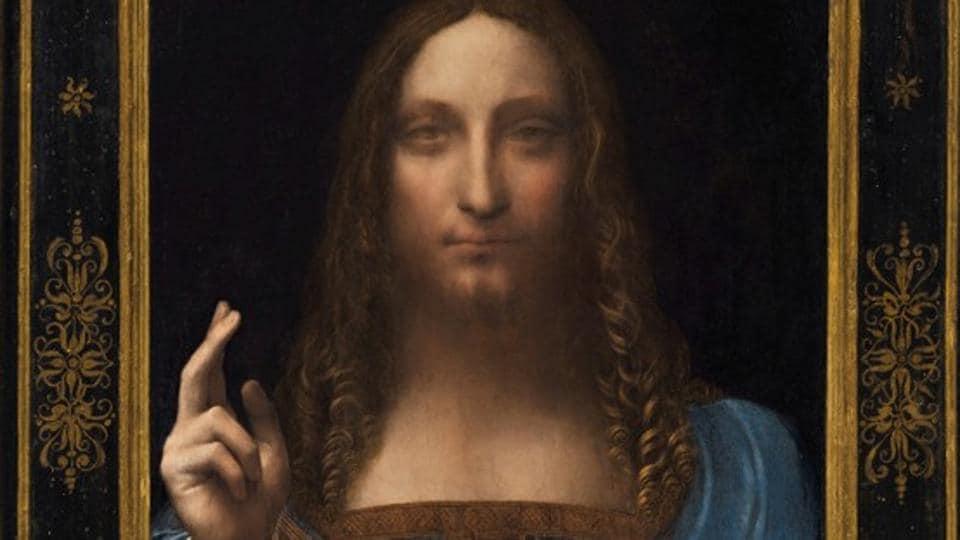 Leonardo da Vinci,Christ,Leonardo da Vinci art