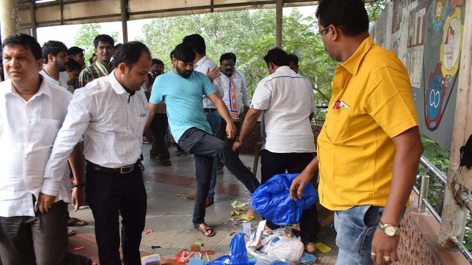 Mumbai,Bombay high court,Elphinstone Road stampede