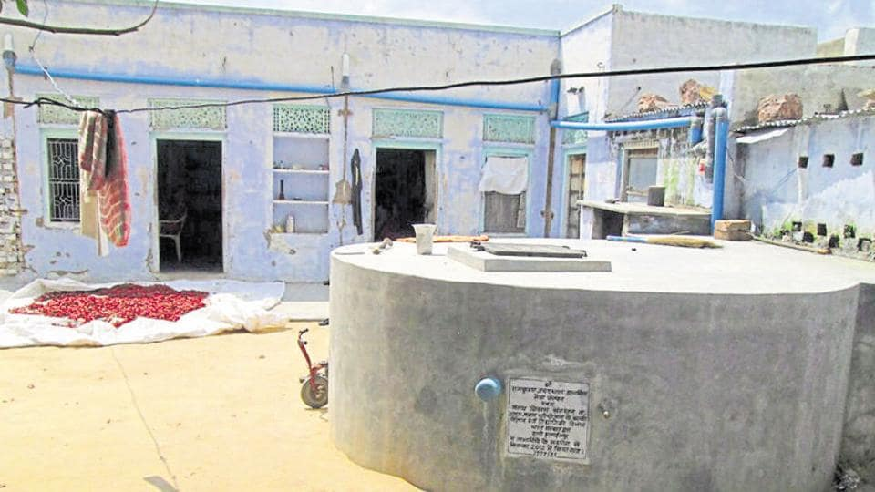 Install Rainwater Harvesting System In Two Months Ngt To