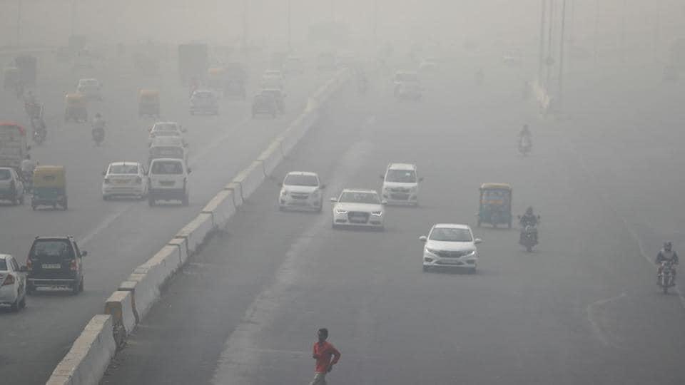 Delhi smog,dust storm in West Asia,stubble burning