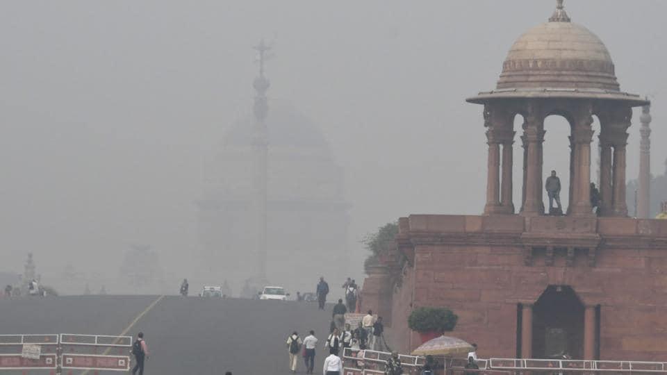 Delhi air pollution,Delhi pollution level,Delhi air quality