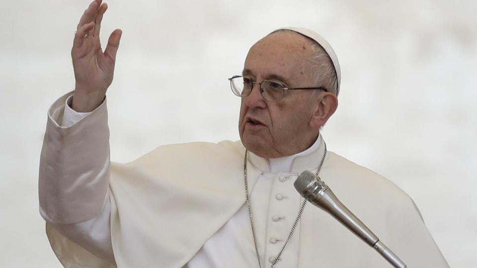 Pope Francis,Climate Change,Global Warming