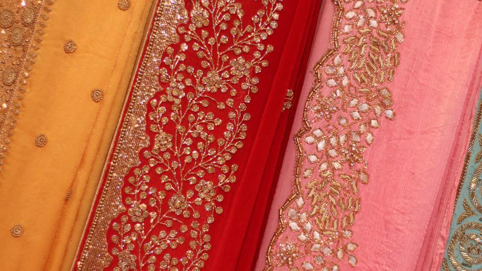 Sari,Old Sari,Reuse Old Sari