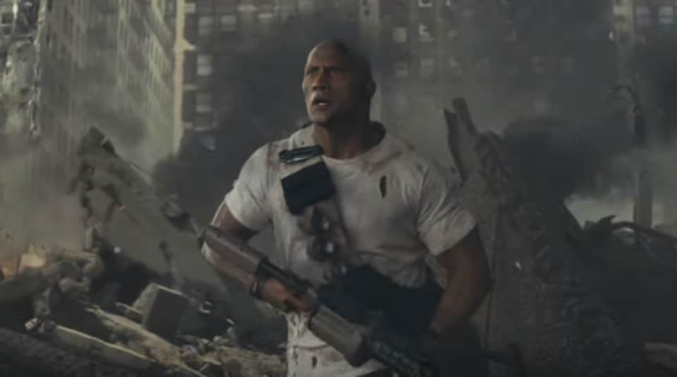 Rampage is scheduled for an April 20 release.