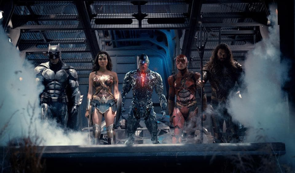 Justice League,Movie review,Zack Snyder