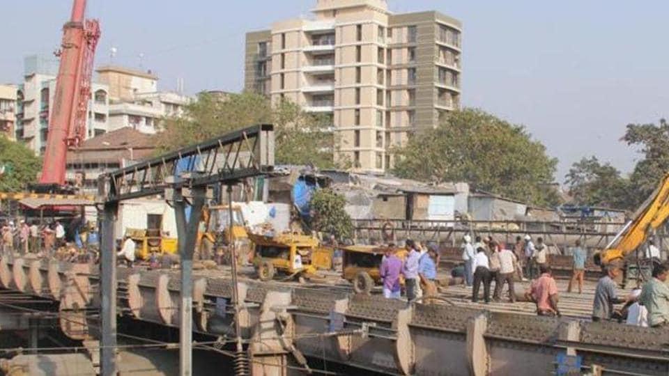Mumbai,Hancock Bridge,Sandhurst Road
