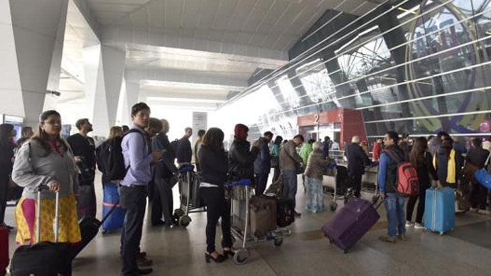DGCA,Domestic air passengers,IndiGo