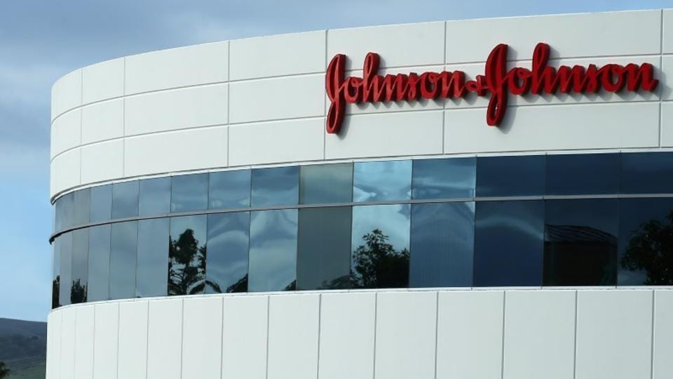 Johnson & Johnson building is shown in Irvine, California, U.S., January 24, 2017.