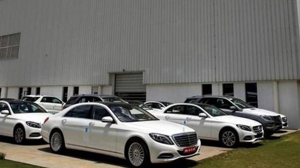Faulty airbags,Mercedes-Benz,Crompton Greaves