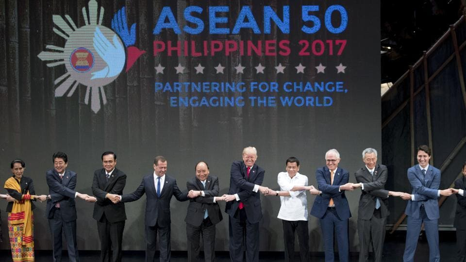 Terror Suspects Planned to Attack ASEAN Summit in Philippines
