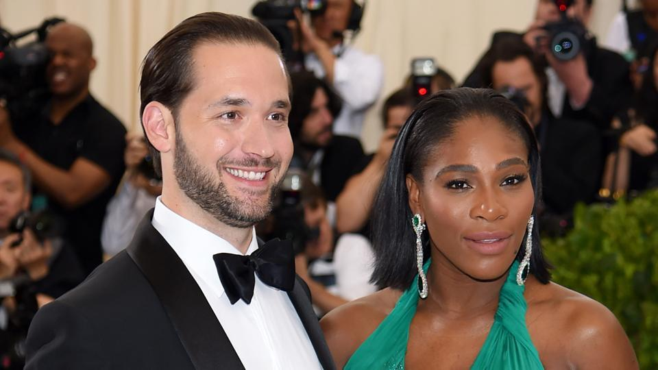Congrats Are In Order: Serena Williams Is Officially A Married Woman!