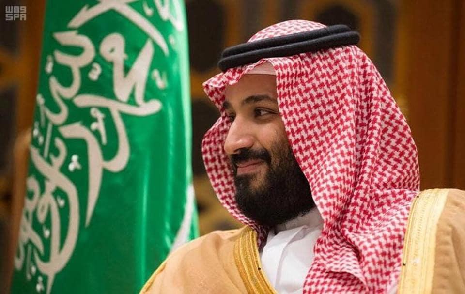 File photo of Saudi Crown Prince Mohammed bin Salman in Riyadh.