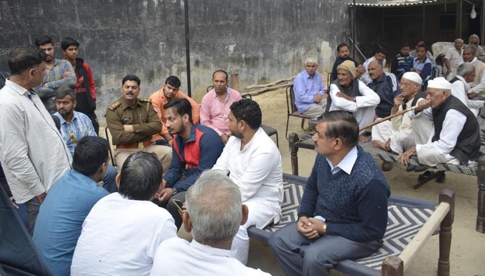 BJP,murder,Noida