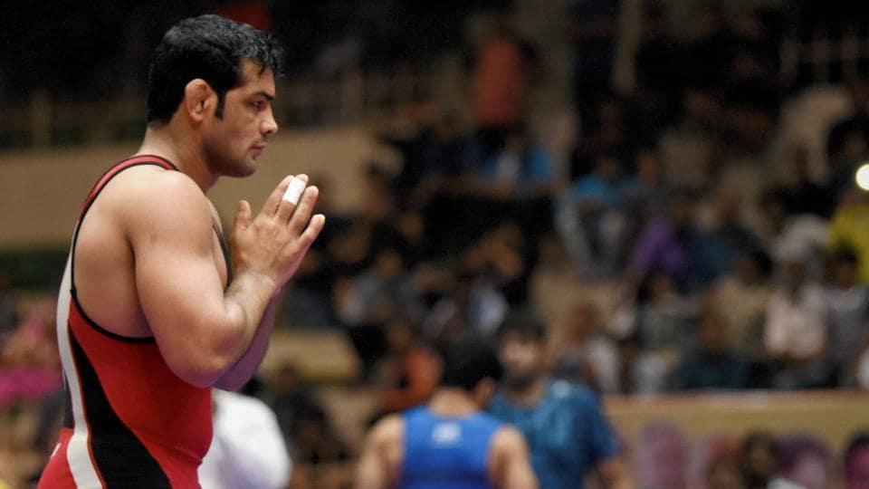 Sushil Kumar,Indian wrestling,Parveen Rana
