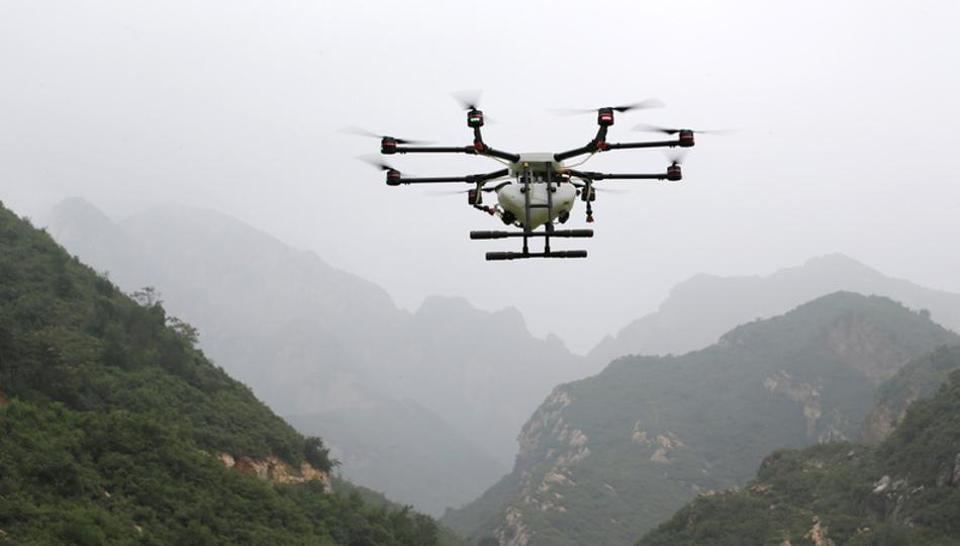 Uttarakhand,Drone,Surveillance