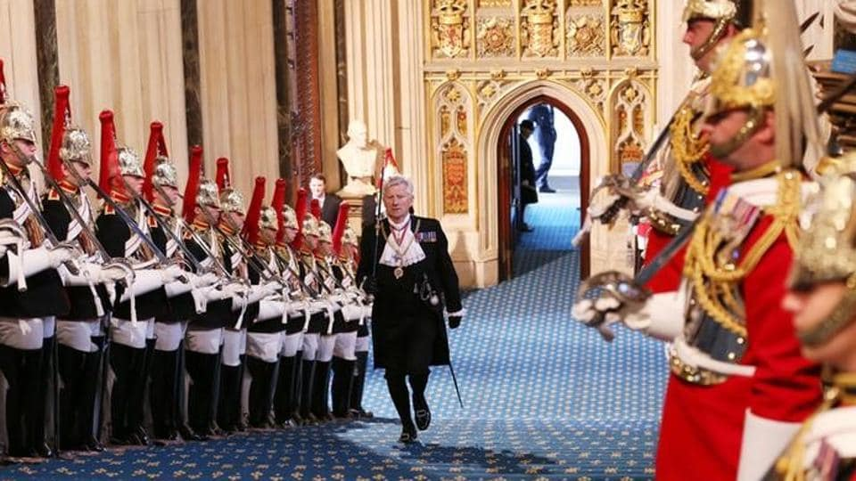Black Rod,Palace of Westminister,British Parliament