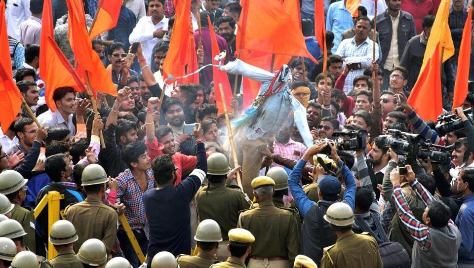 Padmavati movie,Padmavati protests,karni Sena