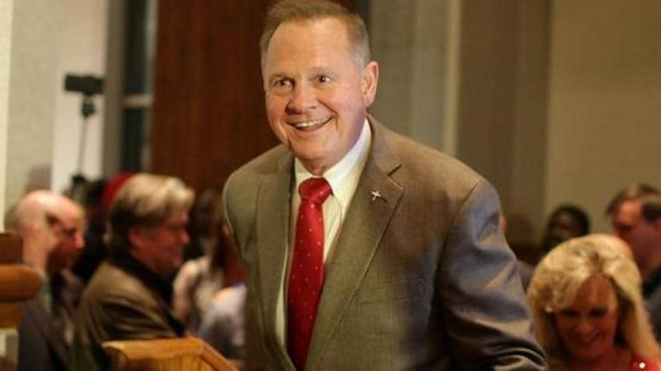 Roy Moore,Alabama,Republican Party