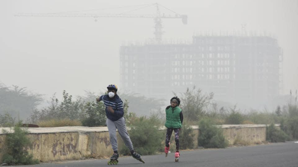 pollution,odd-even,EPCA