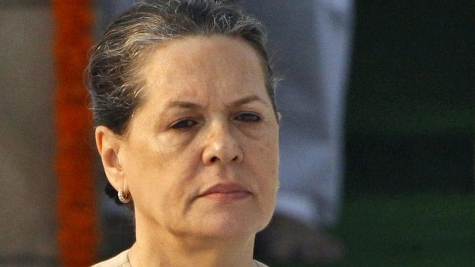 Sonia Gandhi falls ill in Shimla, rushed back to Delhi