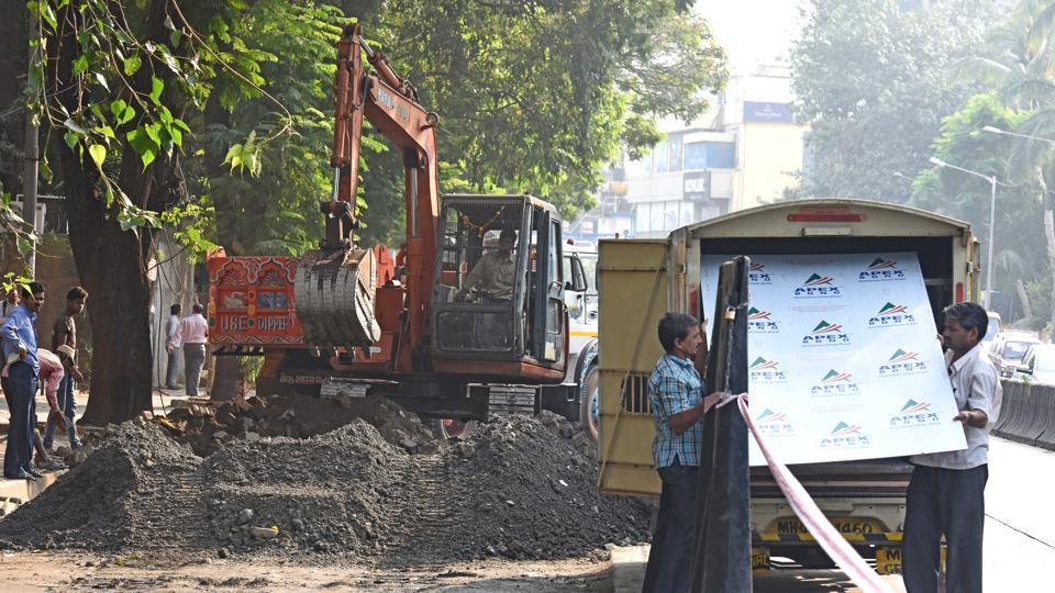 Mumbai,SV Road,Mumbai traffic