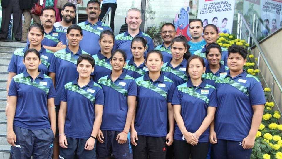World Youth Boxing Championship,Boxing,Indian boxing team