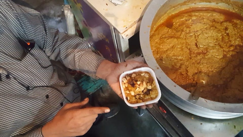 Tried and Tasted,Haleem,Best haleem in Delhi