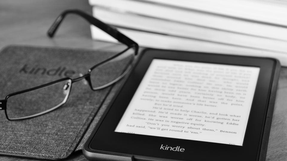 Kindle,ebook,physical books