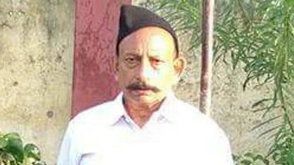 RSS leader,Ravinder Gosain,RSS shakha