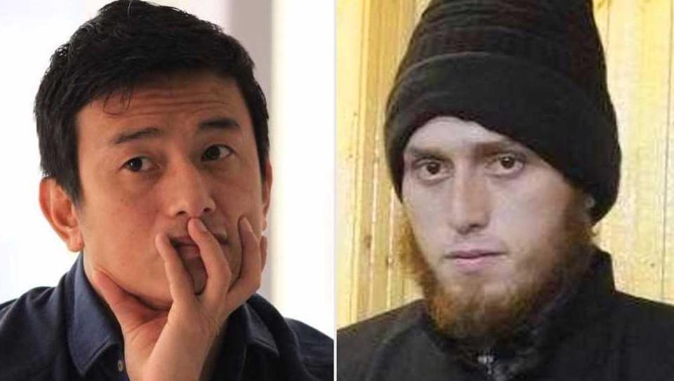 Bhaichung Bhutia offered a football training stint to reformed Kashmiri militant Majid Khan.