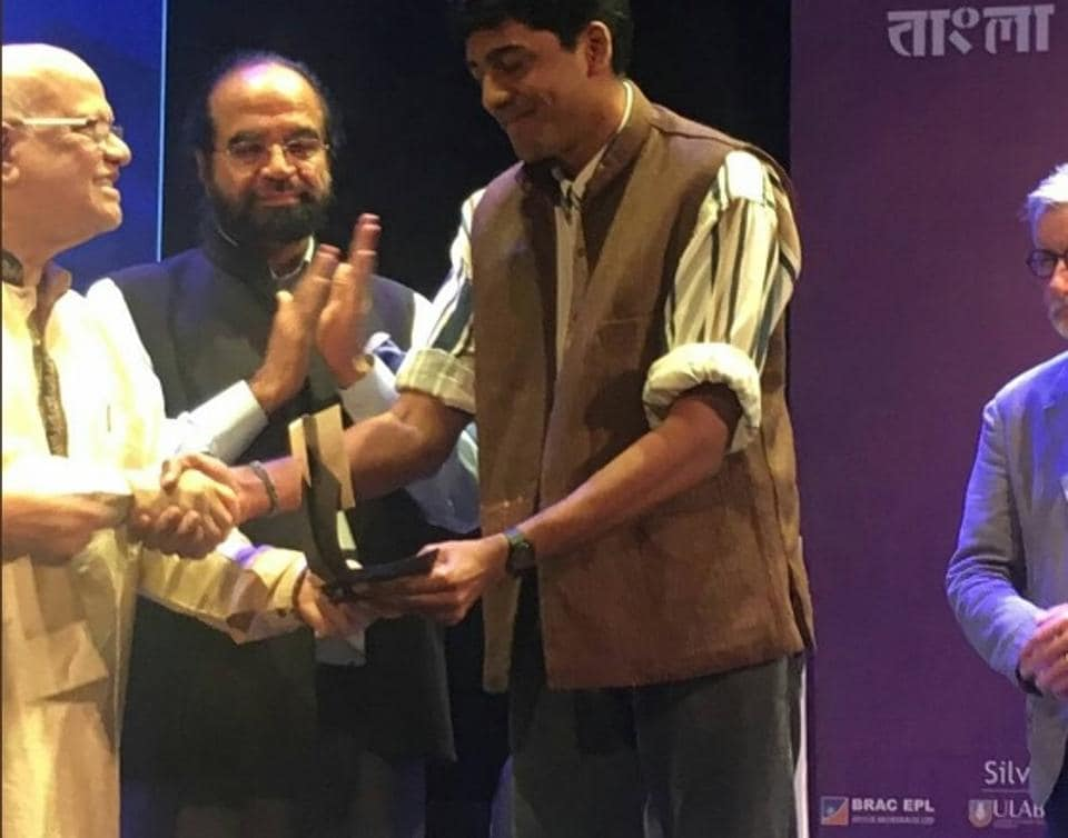 DSC Prize 2017,DSC Prize winner,DSC Prize winner 2017