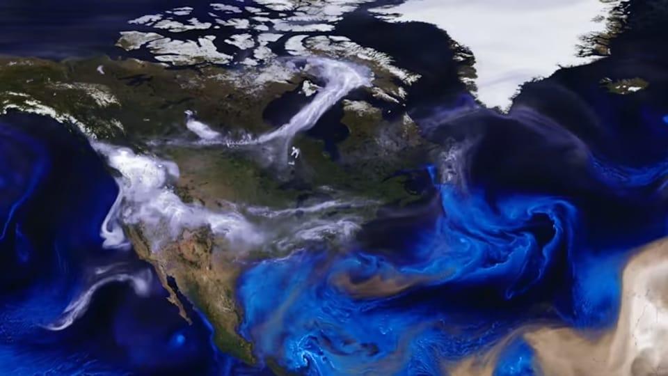 NASA,Hurricanes,Atlantic hurricane season
