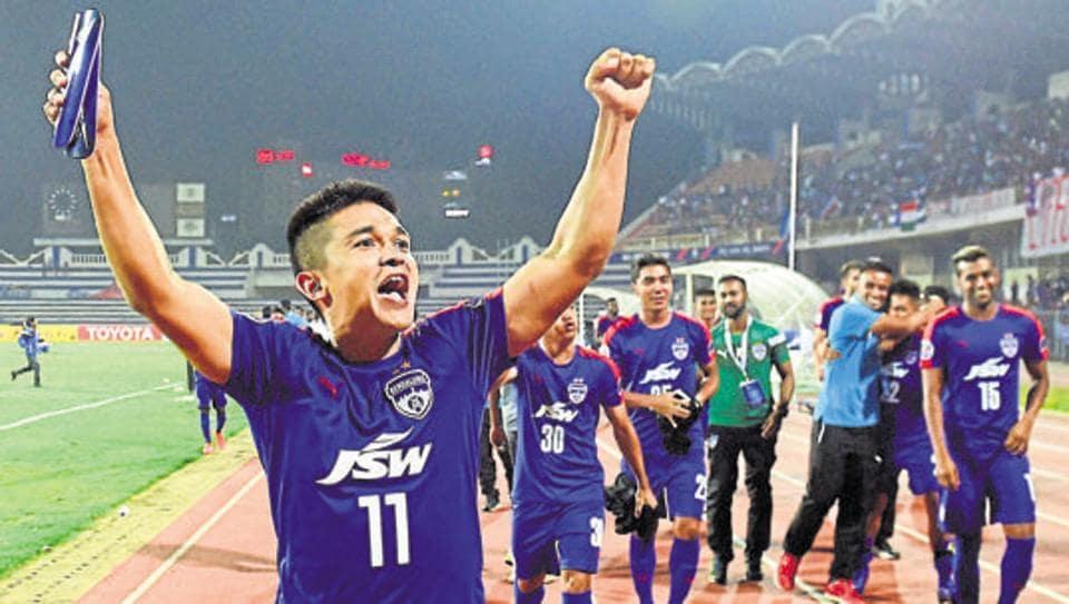 Bengaluru FC,Indian Super League 2017-18,Mumbai City FC
