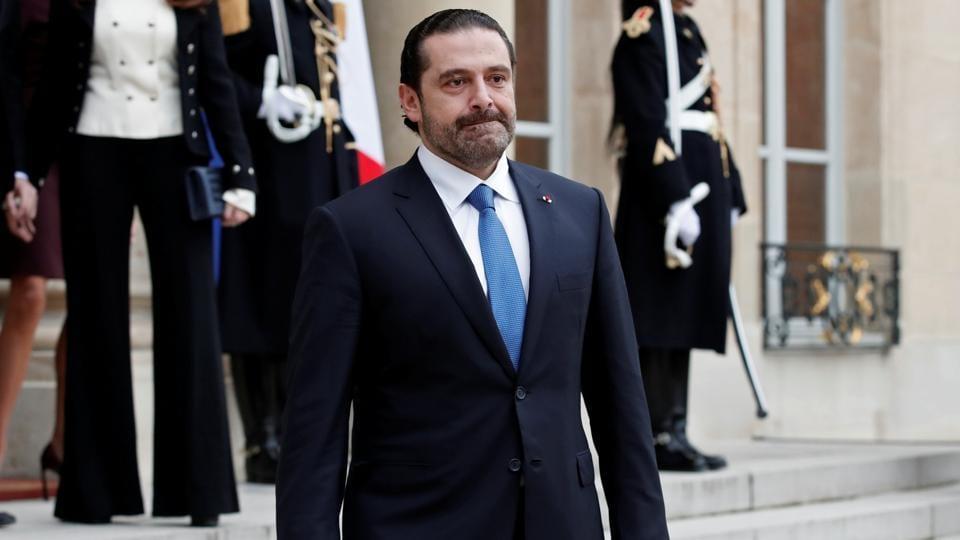 Saad Hariri,Lebanon,Saudi Arabia