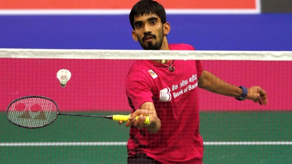 Kidambi Srikanth,Hong Kong Superseries,Hong Kong Superseries badminton