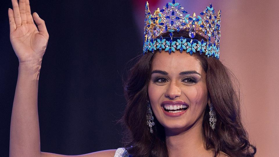 Manushi Chhillar,Miss World Manushi Chhillar,Miss World 2017