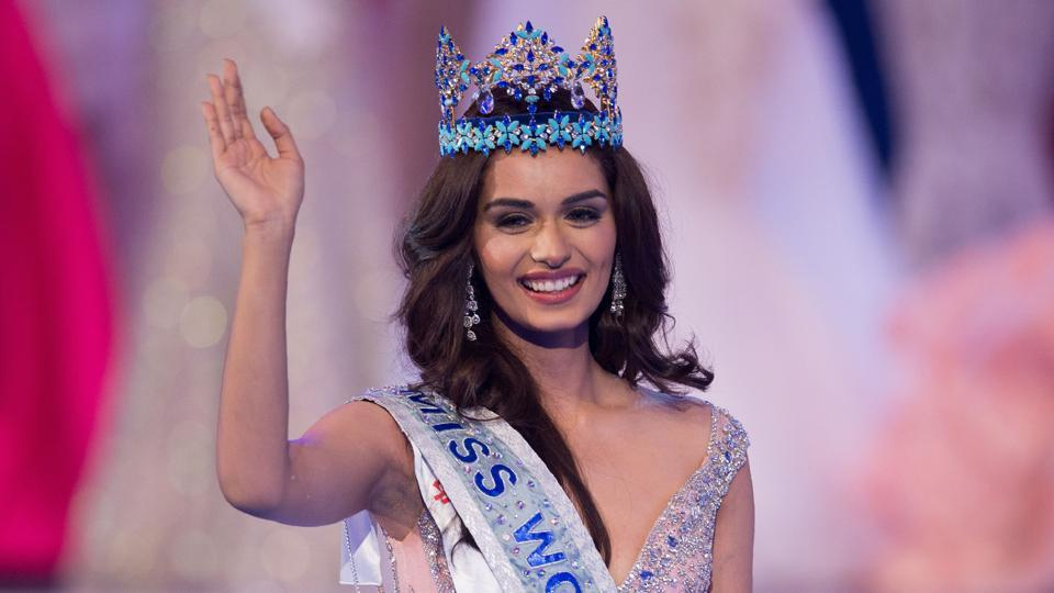 India's Manushi Chhillar won the coveted Miss World 2017 pageant.
